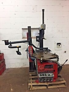 Benpak Ranger R23st Tire Wheel Changer Low Profile Tilt Back 207