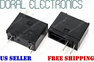 Hongfa Jqx 62f 12v Dc Relay Hf 302wp 1ah c M02 302wp 1ac c Hf62f Omif s 112lm