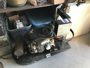 Onyx Black Diamond 21 Propane Buffer Burnisher 14 5hp Kawasaki Lp 132 Hours