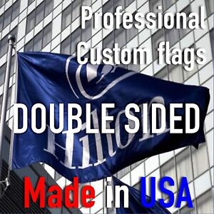 3x5ft Custom Flag Double Sided Print Full Color Print