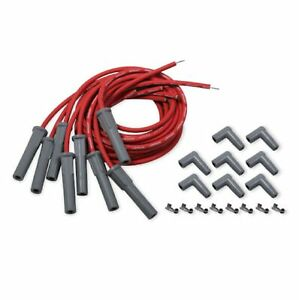 Holley 561 115 Red Cut to fit Spark Plug Wire Set For Ls Engines W smart Coil