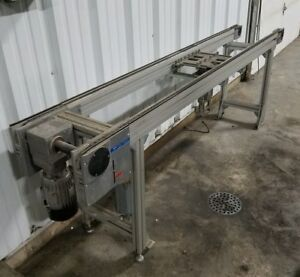 Bosch Rexroth Assembly Conveyor With Lift Station Made For 400mm Pallet