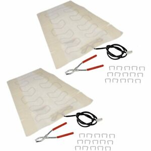 Dorman Seat Heat Pads Set Of 2 New For Ford Expedition Set Rb641208 2