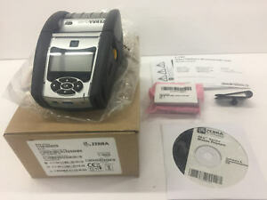 Zebra Qln220 2 Portable Barcode Label Printer Usb Wifi Dt Qn2 auna0e00 05