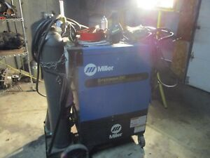 Miller Syncrowave 250 Power Source Cc ac dc Tig Welder