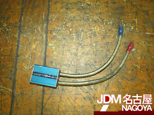 Jdm Hyper Plasma Tunning Universal Battery Voltage Stabilizer Ground