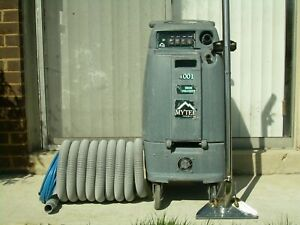 Rotovac Dhx Carpet Cleaning Equipment Extractor Machine