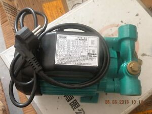 New Wilo Pump Pwn 351m 220v