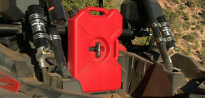 Fuelpax 1 5 Gallon Gasoline Container For Polaris Can Am Arctic Cat Jeep Or