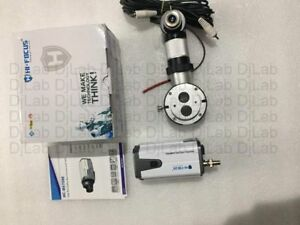 Beam Splitter With C Mount Camera For Slit Lamps Attachment