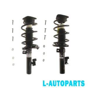 Kyb Strut Plus 2x Front Right Left Complete Strut Assembly For 2004 2006 Mazda 3