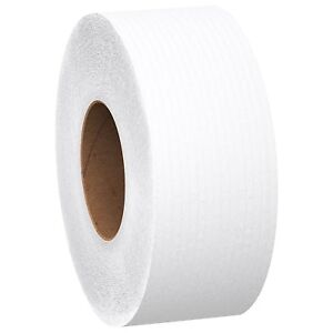 Cottonelle Jumbo Toilet Paper High Capacity Commercial 2 Ply 12 Roll Case