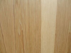 Hickory pecan Wood Veneer Sheet 48 X 96 With Wood Backer 1 25th Thickness