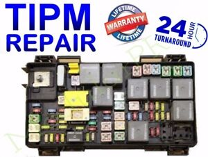 2011 2012 Dodge Ram 1500 Tipm Fuel Pump Relay Repair replacement Service