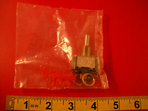Arrow Hart 82602 Toggle Switch 3 position Maintained 10a 250v Ac 3 4hp Cooper