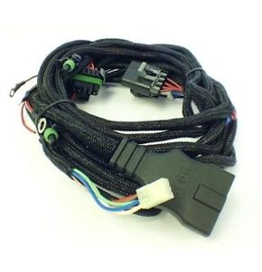 Western Fisher 26345 22415 Snow Plow 3 Pin Main Control Harness Ultra Mount