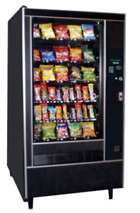 Automatic Product Ap123 Vending Machine For Candy Snack And Chips