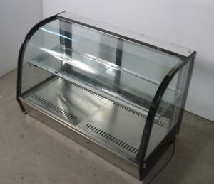 Free Shipping Commercial Heating Bakery Showcase Pizza Display Case Cabinets