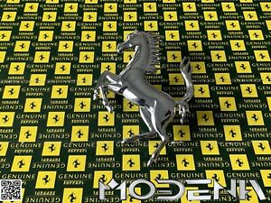 Ferrari Emblem 102 Mm Prancing Horse 458 California Turbo Rear