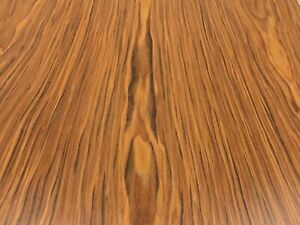 Rosewood Composite Wood Veneer Sheet 48 X 96 With Paper Backer 1 40th Thick