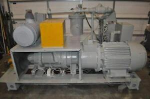 125 Hp Gardner Denver Air Compressor 475 Cfm