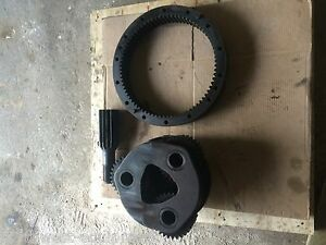 John Deere 9430 4x4 Tractor Parts Planetary Assembly