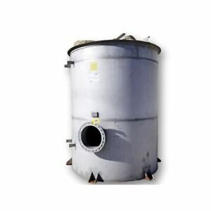 Used Stainless Steel Tank 2500 Gallon