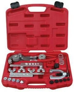 Master Flaring And Tubing Tool Set Atd 5478 Brand New