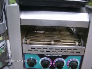 Commercial Restaurant Stainless Steel Toast Master Mint Condition