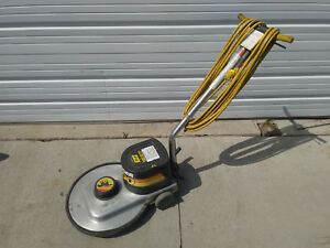 Nss Charger 1500 Electric Floor Burnisher Buffer Polisher 20
