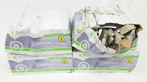 Amercare C2 Hybrid Powder Free Gloves Small Lot Of 4000 New As is Damaged Boxes