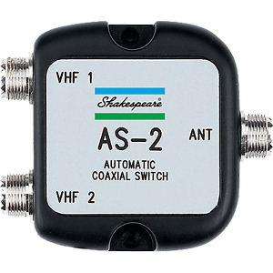 Seaw shaas2 automatic Coaxial Switch