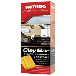 Clay Bar System Mtr 07240 Brand New