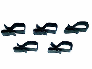 Nos Gm Head Light Tail Lamp Engine Dash Wiring Harness Clamp Clamps Clips 5pc C Fits More Than One Vehicle
