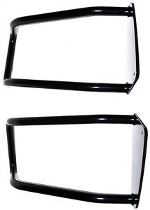 Warn 74830 Trans4mer Brush Guard Brush Guard For Use W trans4mer Grille Guard