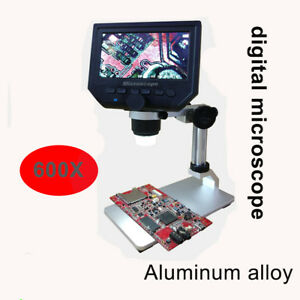 600x Electronic Digital Video Microscope For Mobile Phone Magnifier Free Shipp