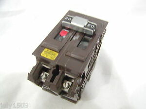 Wadsworth 20 Amp 2 Pole Hacr Circuit Breaker Big Housing 20a Small Lug