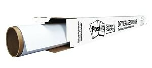 Post it Dry Erase Whiteboard Film Surface For Walls Doors Tables Chalkboards