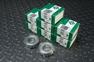 Lot Of 14 Ina 62052z Roller Bearings 912590