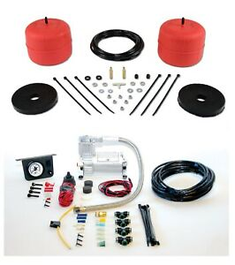 Air Lift Control Air Spring Single Path Leveling Kit For Tj Wrangler Commander