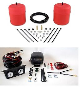 Air Lift Control Air Spring Dual Path Leveling Kit For Toyota 4runner Sequoia