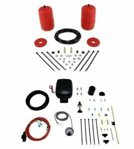 Air Lift Control Air Spring Single Path Compressor Kit For 98 03 Toyota Sienna