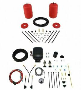 Air Lift Control Air Spring Dual Path Compressor Kit For 98 03 Toyota Sienna