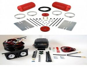 Air Lift Control Air Spring Dual Path Leveling Kit For Tahoe Escalade Suburban