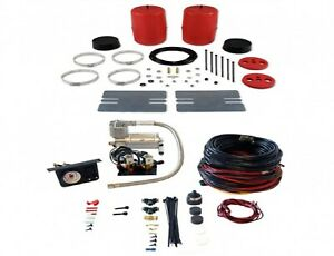 Air Lift Control Air Spring Dual Air Path Leveling Kit For Mitsubishi Montero