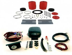 Air Lift Control Air Spring Single Path Leveling Kit For Mitsubishi Montero