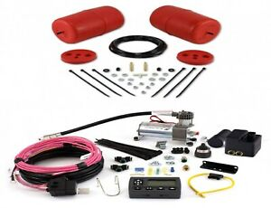 Air Lift Control Air Spring Wireless Air Compressor Kit For Skylark El Camino
