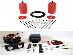 Air Lift Rear Control Air Spring Dual Air Path Leveling Kit For Toyota Previa