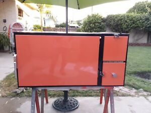 Bbq Smoker Custom made In Long Beach Ca Wood Chunks charcoal Computer Control
