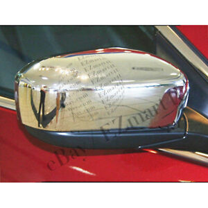 Fit 2003 2004 2005 2006 2007 Honda Accord Chrome Covers Combo Side Mirror Cover
